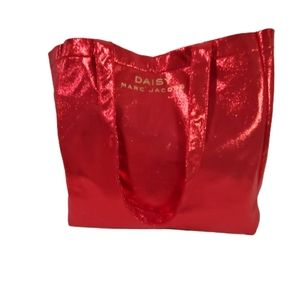 Marc Jacobs glitter tote